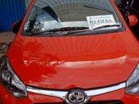 2017 Toyota Agya type Trd Sportivo dijual