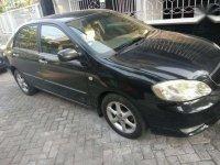 2003 Toyota Altis dijual