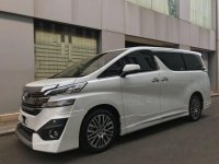 Toyota Alphard 2.5 G 2017 Dijual