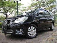 2014 Toyota Kijang Innova 2.5G Dijual