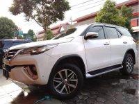 Toyota Fortuner VRZ 2017 Dijual
