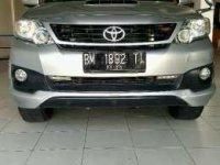 2015 Toyota Fortuner  G TRD Dijual
