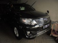 Toyota Fortuner G Automatic 2011 Dijual