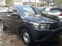 Toyota Hilux 2.5 Single Cabin Diesel 2017 Dijual