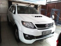 Toyota Fortuner TRD 2013 Dijual