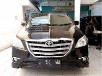 Toyota Kijang Innova V Luxury 2015 MPV dijual