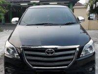 Toyota Kijang Innova 2.0 G Bensin 2013 Dijual