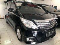 Toyota Alphard X X 2013 MPV dijual