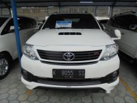 Toyota Fortuner Vnt Turbo Automatic 2013 Dijual