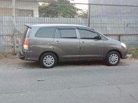 Toyota Kijang Innova J 2010 Dijual