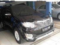 Toyota Fortuner G TRD 2013 Dijual