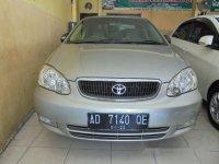 Toyota Corolla Altis G 2001 Dijual