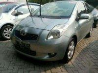 2008 Toyota Yaris E MT dijual