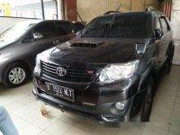 Toyota Fortuner Trd Sportivo 2014 Dijual