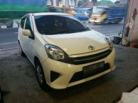 Jual Toyota Agya E 2016 manual