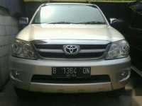 2007 Toyota Fortuner G Luxury Dijual