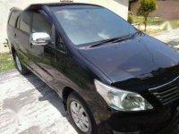 2013 Toyota Kijang Innova G Luxury Dijual