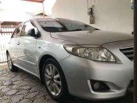 2009 Toyota Altis Dijual