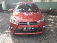 2016 Toyota Yaris G Dijual