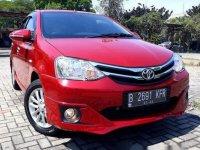 Toyota Etios Valco G Manual 2017 dijual