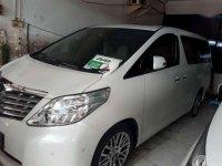 2010 Toyota Alphard G Dijual