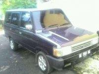 1994 Toyota Kijang LSX Dijual
