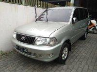Toyota Kijang LGX 2.4 2003 Dijual