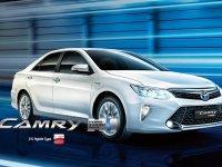 Harga Toyota Camry Hybrid: Kecepatan Dan Kemewahan Dalam Genggaman