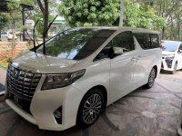 Toyota Alphard 2,5G 2015 Dijual