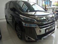 Toyota Vellfire 2018 Dijual