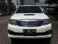 2013 Toyota Fortuner 2.5 G A/T VNTURBO dijual
