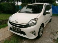 2012 Toyota Agya type G dijual
