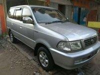 2001 Toyota Kijang LGX-D dijual