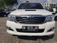 Toyota Hilux G 4x4 2013 dijual