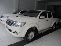 Toyota Hilux Double Cabin G VNT 2015 Dijual