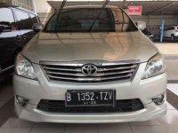2013 Toyota Kijang SGX Dijual