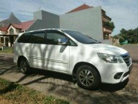2014 Toyota Kijang Innova dijual