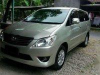 2013 Toyota Ist Dijual