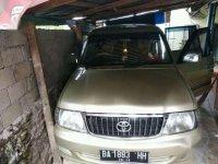 2003 Toyota Kijang LGX dijual