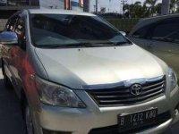 Toyota Kijang Inova Th.2013 Tipe E+ Manual dijual