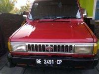 1996 Toyota Kijang LSX dijual