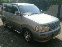 2001 Toyota Kijang Krista dijual