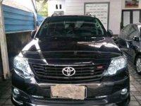 2013 Toyota Fortuner TRD 2.7 dijual