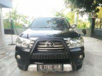 2011 Toyota Fortuner 2.5 G dijual