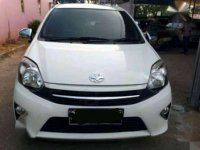 2015 Toyota Agya type E dijual