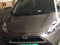 2017 Toyota Sienta V Dijual