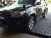 2009 Toyota Fortuner G TRD dijual