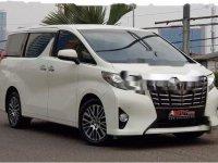 Toyota Alphard X 2015 Wagon dijual