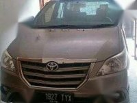 Innova G AT Luxury 2014 Bensin dijual