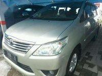 Grand Innova 2.0 At Type G  2012 dijual